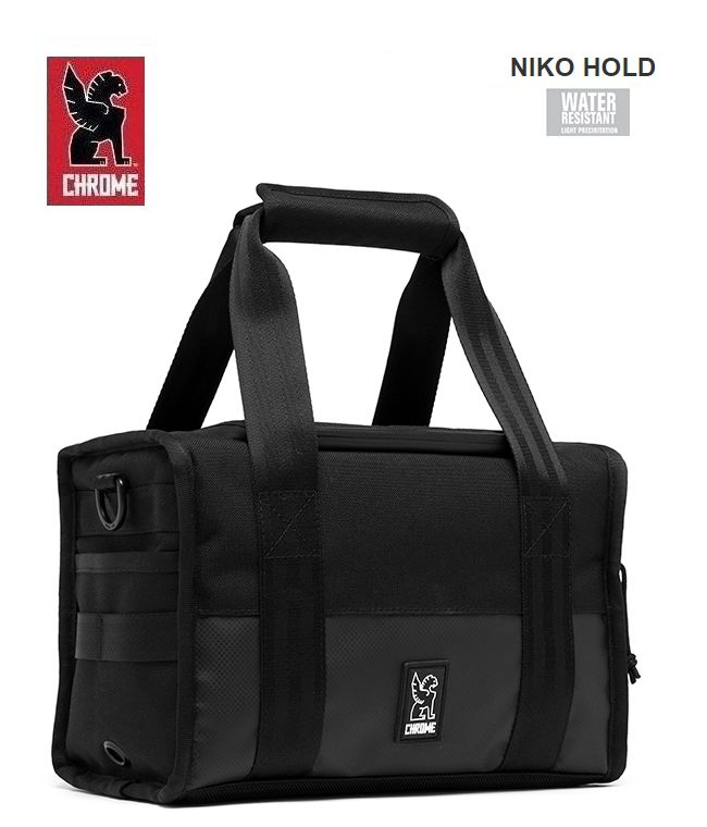CHROME NIKO HOLDクローム 新型モデル カメラバッグ バリスティックナイロン メッセンジャー アメリカ