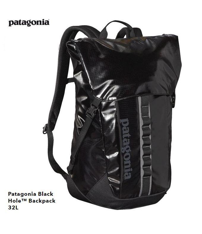 Patagonia Blackhole-Pack32L ブラック 【最大3000円OFFクーポン配布中~8月31日23:59迄】パタゴニア Black 32L ブラックホールパック