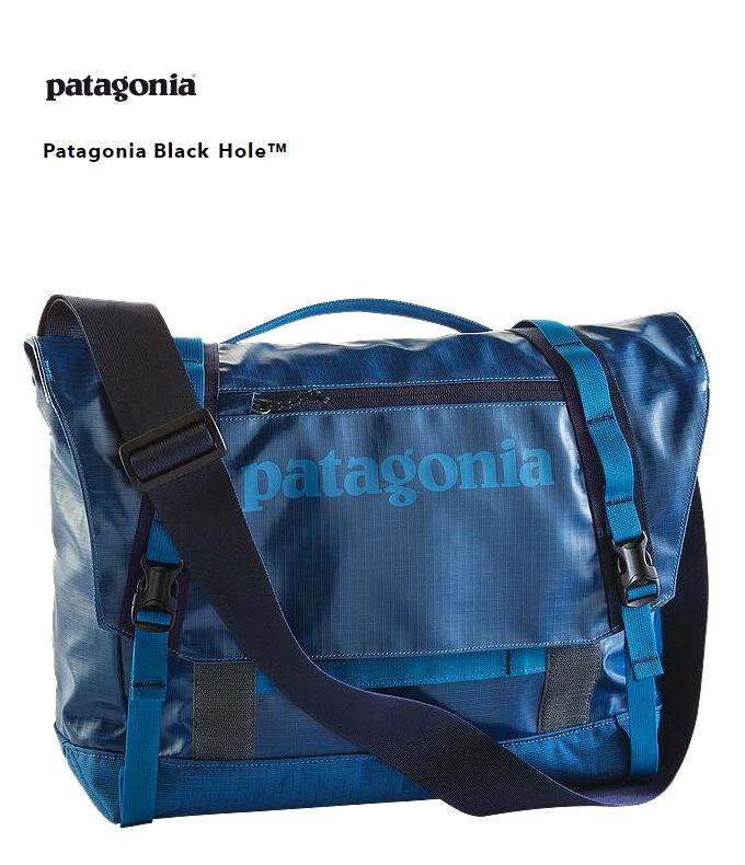 パタゴニア ブラックホール ミニメッセンジャー バッグ 12L ブルー Patagonia Blackhole-mini messenger BBE
