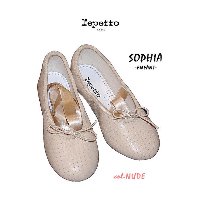 """国内正規取り扱い""""レペット repetto SOPHIA""""ソフィア""""Enfant"""