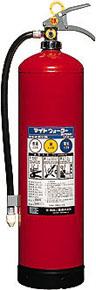 ミヤタ SKW-6A型(SKW6A) マイトウォーター強化液消火器・蓄圧式【リサイクルシール付】