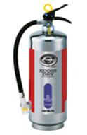 ハツタ 粉末ABC蓄圧消火器 PEP-20S(PEP20S) リサイクルシール付き