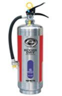 ハツタ バーストレス強化液消火器ALSE-3S(ALSE3S)  【リサイクルシール付】