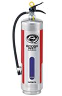 ハツタ バーストレス強化液消火器NLSE-6S(NLSE6S)  【リサイクルシール付】