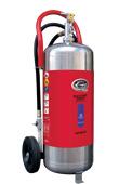 ハツタ PEP-50S(PEP50S) 大型ABC粉末消火器車載式の移動しやすい大型消火器【リサイクルシール付】