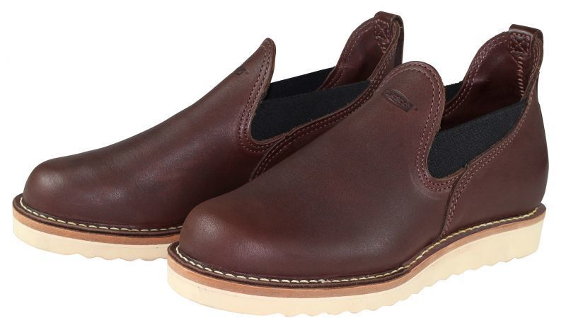 WESCO [-CUSTOM ROMEO- Brown size.8E]