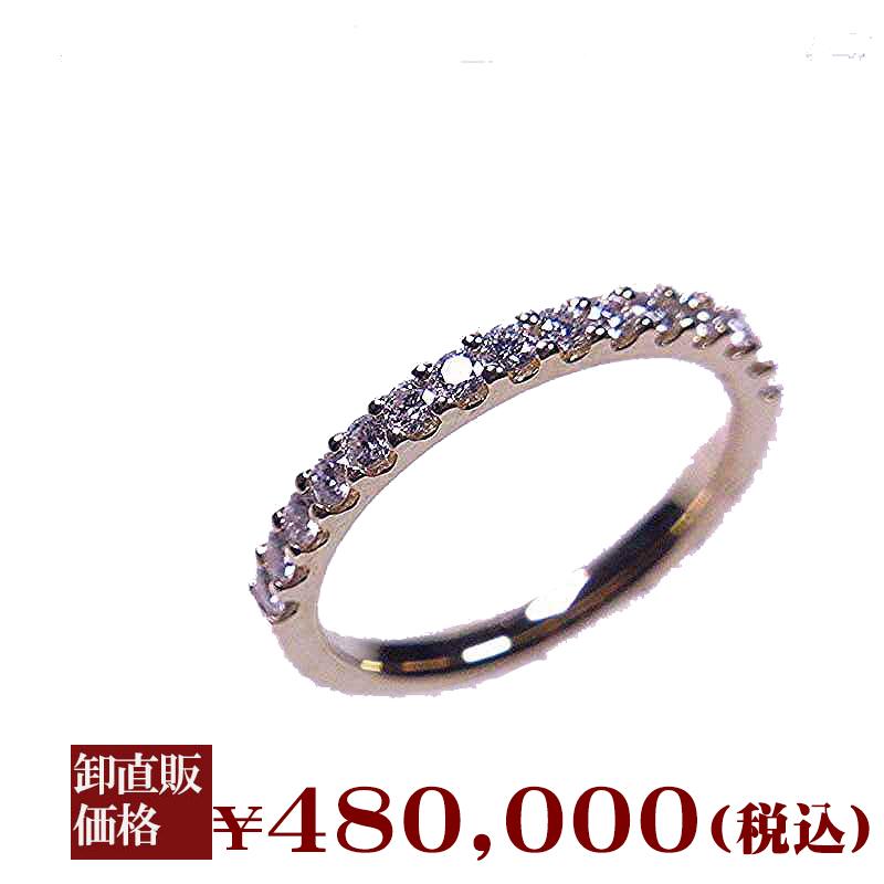 ダイヤ リング 指輪 ダイヤリング 18金ゴールド ダイヤモンドリング 人気ダイヤリング 18KG