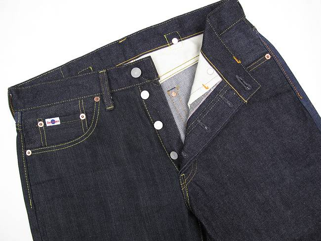 "STUDIO D'ARTISAN (ステュディオ ダ ルチザン) salesman jeans ""D1549"" tight straight ◆ American casual / men◆"
