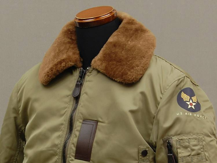 """休斯顿 / 休斯顿飞行夹克 b 型 15B""""5001""""◆ 休闲/军事/男士 ◆"""
