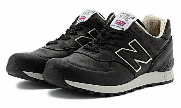 881e568d2c284c ... reduced new balance new balance m576 ckk black beige leather madein u.k.  d wise c795d 65ee5