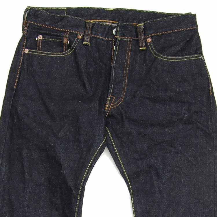 它是直穿紧身牛仔裤 [TDP235] / 重的 / 23 盎司 / 冈山 / 小岛 / 日本 / 仓敷市 tenryo 牛仔 (牛仔布 TENRYO) 23 onesselvich