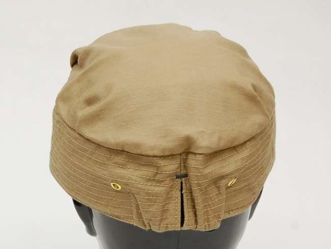 节俭 (节俭) 游骑兵帽米色 (游侠 CAP) 'M1231077' ◆ 休闲/男装 ◆