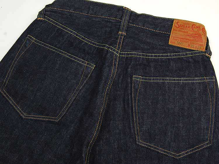 甘蔗糖甘蔗 14.25 盎司。 标准牛仔布标准的牛仔 1947年模型 SC41947 ◆ 东方企业 ◆