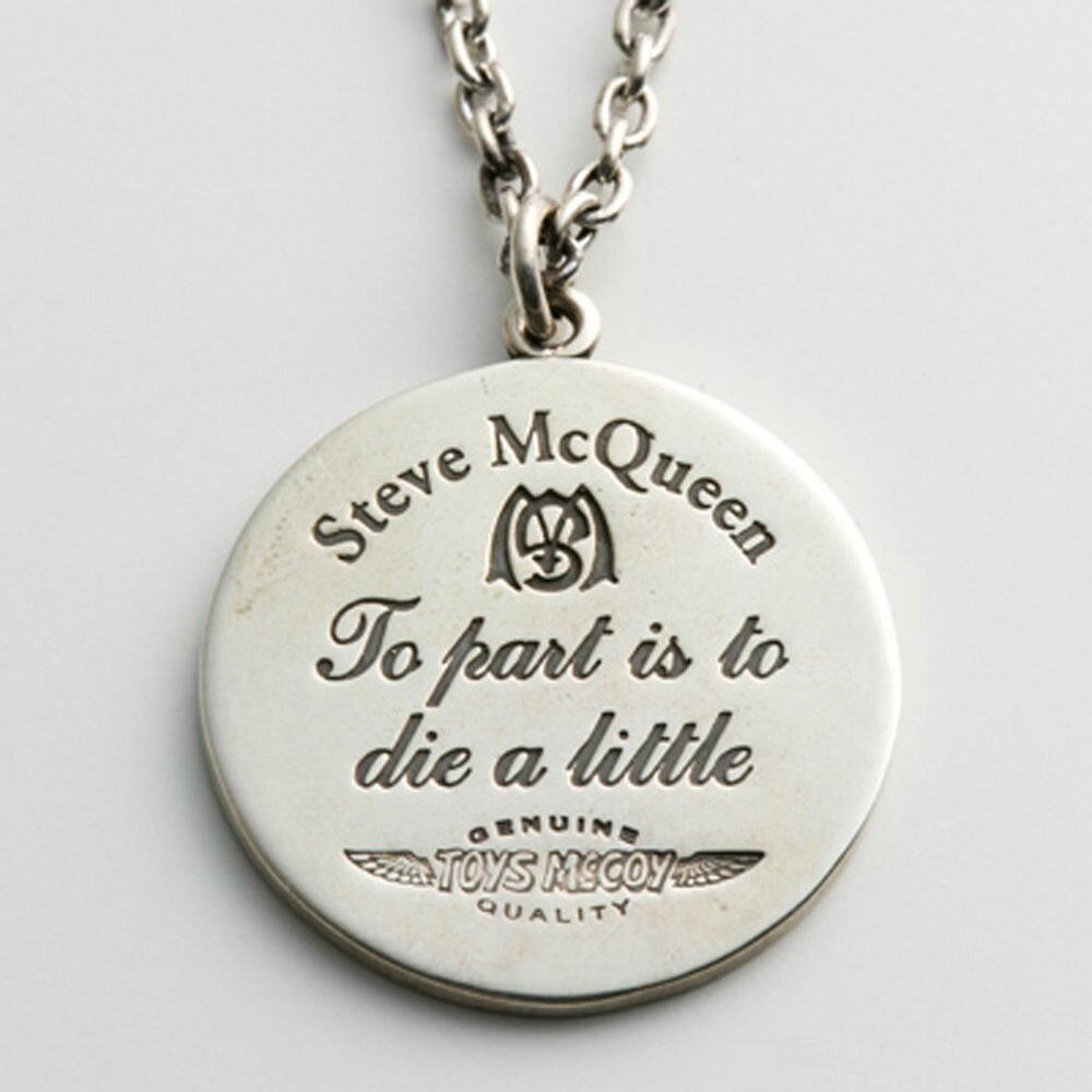 麦科伊玩具麦科伊史蒂夫 · 麦奎因 ST.CHRISTOPHER 吊坠银银为圣克里斯多福吊坠 TMA1617 / 休闲 / 男士