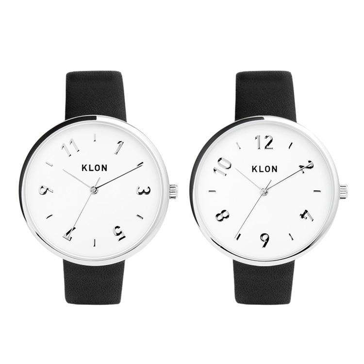 KLON PASS TIME DARING 38mm , レディース メンズ ペアウォッチ 腕時計 黒 シンプル モノトーン 誕生日 ペアウォッチ クリスマス