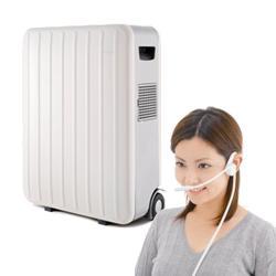 酸素高原 VIGO(ビーゴ) PSA-3000 【酸素発生器】【大型酸素吸入器】【高濃度酸素発生器】【酸素吸入器】【酸素濃縮器】【酸素濃縮機】【2名同時使用】【パルスオキシ】【人工呼吸】【送料無料】