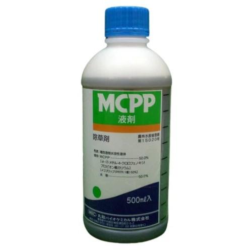 新品■送料無料■ 公式ショップ 芝生用除草剤 MCPP液剤 500ml