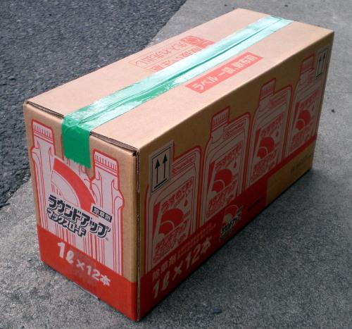 ラウンドアップマックスロード1L×12本のケース販売