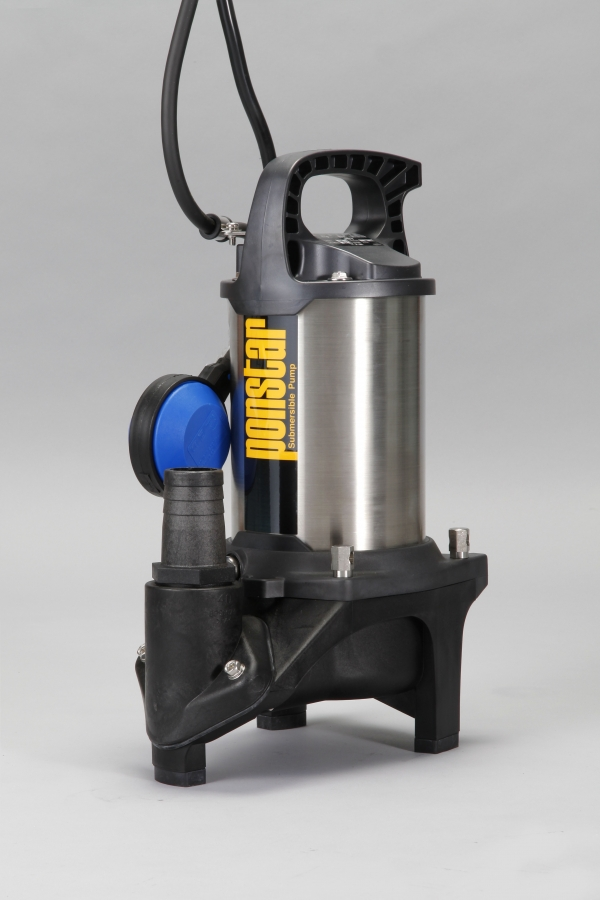 KOSHIN 水中ポンプ 工進 新着セール 汚物用水中ポンプ PZ-550A 評判 ポンスター
