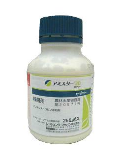 《週末限定タイムセール》 殺菌剤 治療剤 250ml ラッピング無料 アミスター20フロアブル