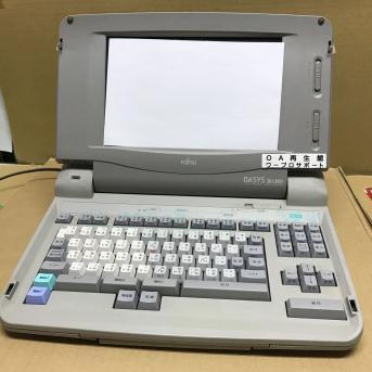 富士通 ワープロ 30-LX601 *キーボドは親指シフト 整備済み 3ヶ月間保証あり