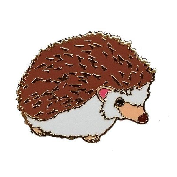 アニマルフレンズ 現品 ピンズ ハリネズミ プレゼント 雑貨 動物 レビューを書けば送料当店負担