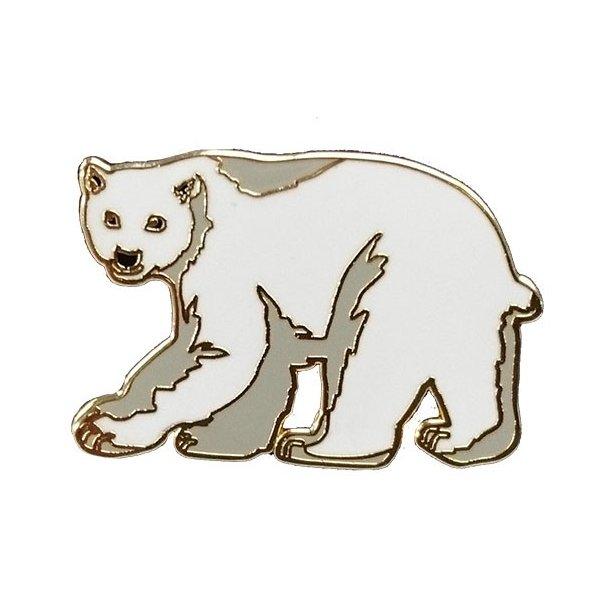アニマルフレンズ セール特価 ピンズ シロクマ 贈り物 動物 雑貨 プレゼント