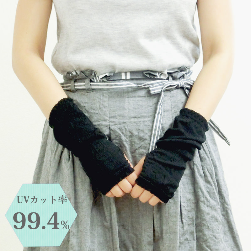 / shortstop length / sleevelet /UV/ which there is silk sleevelet / ventage in