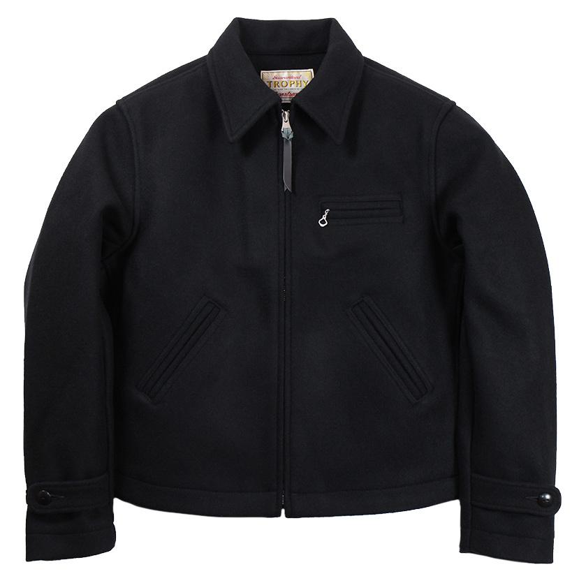 当季大流行 TROPHY size.36,38,40,42] CLOTHING [-Wool TROPHY Sports Jacket- Black Jacket- size.36,38,40,42], 枡工房枡屋:ecdc5b31 --- rishitms.com