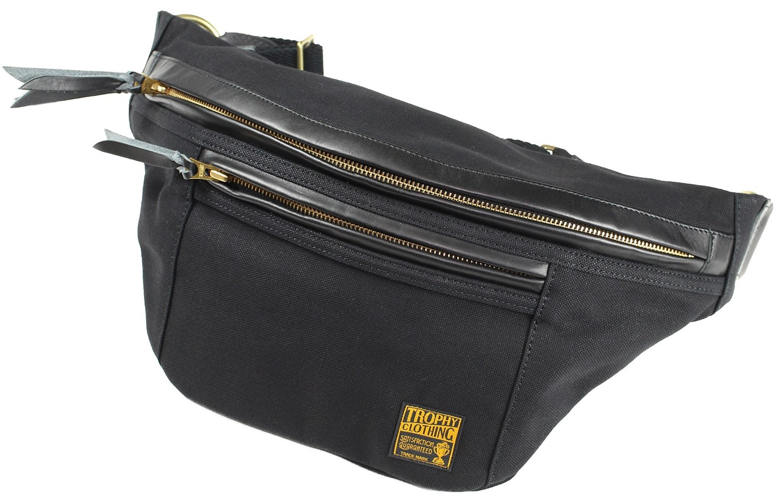 TROPHY CLOTHING [-Day Trip Bag- Black]