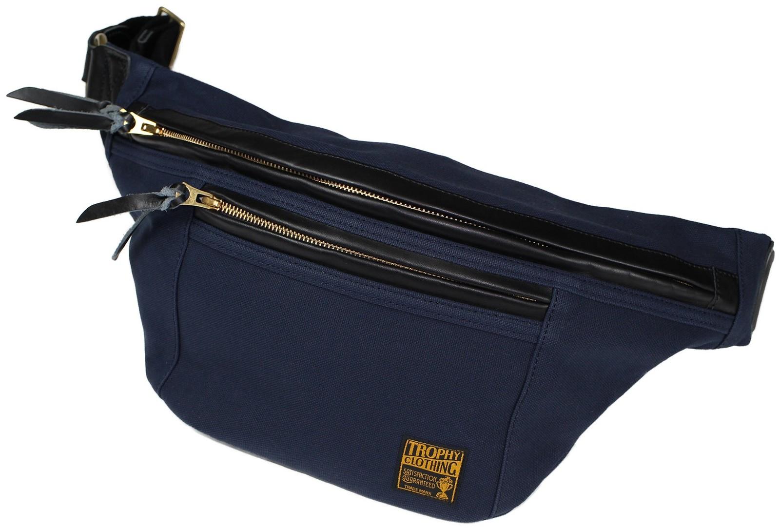 TROPHY CLOTHING [-Day Trip Bag- Navy]