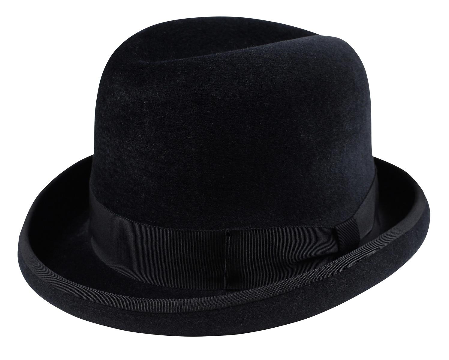 GANGSTERVILLE [-SPEAKEASY - HAT- BLACK size.M,L]