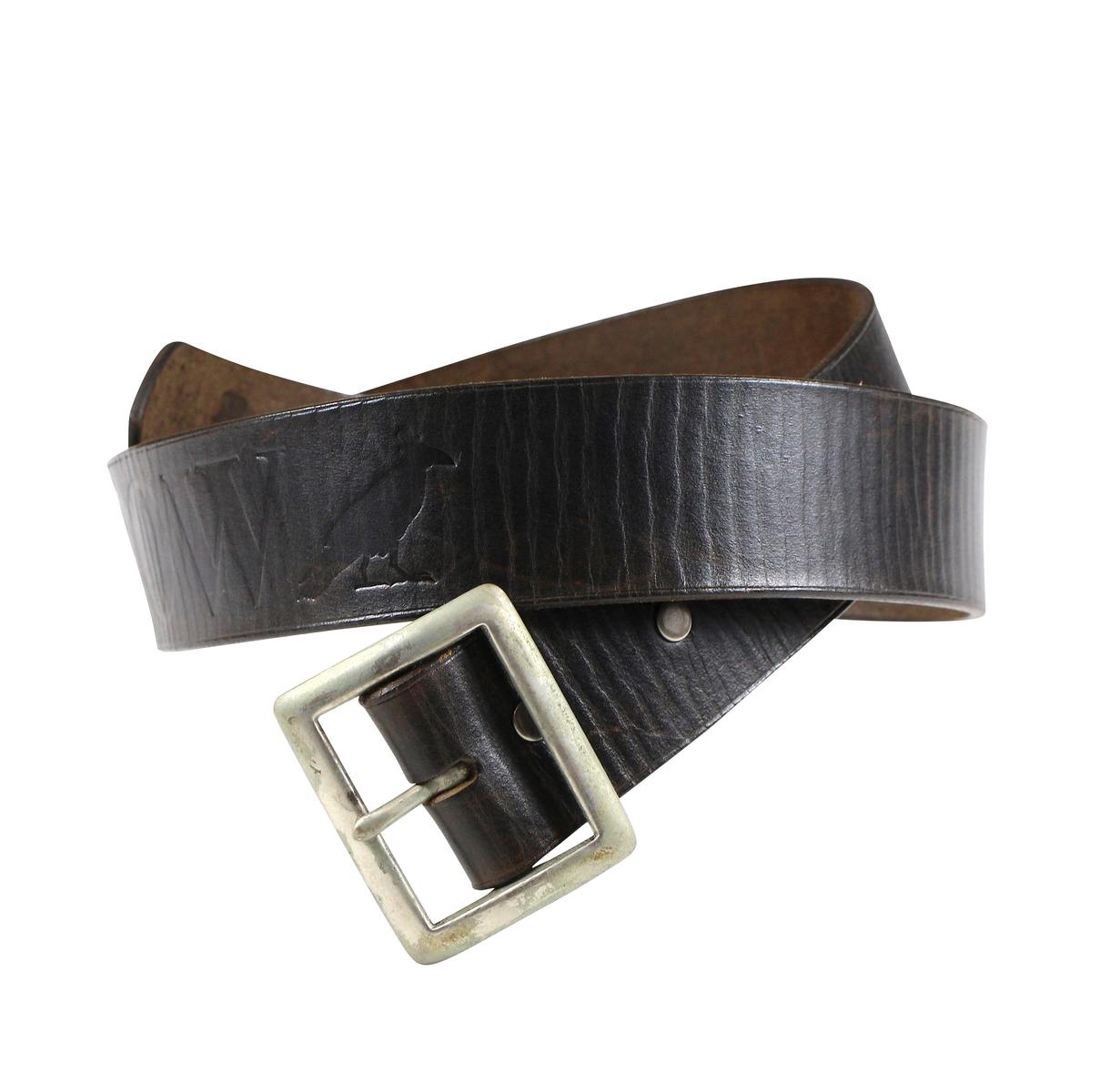 OLD CROW [-OLD RODDER - BELT- BLACK size.30,32,34]