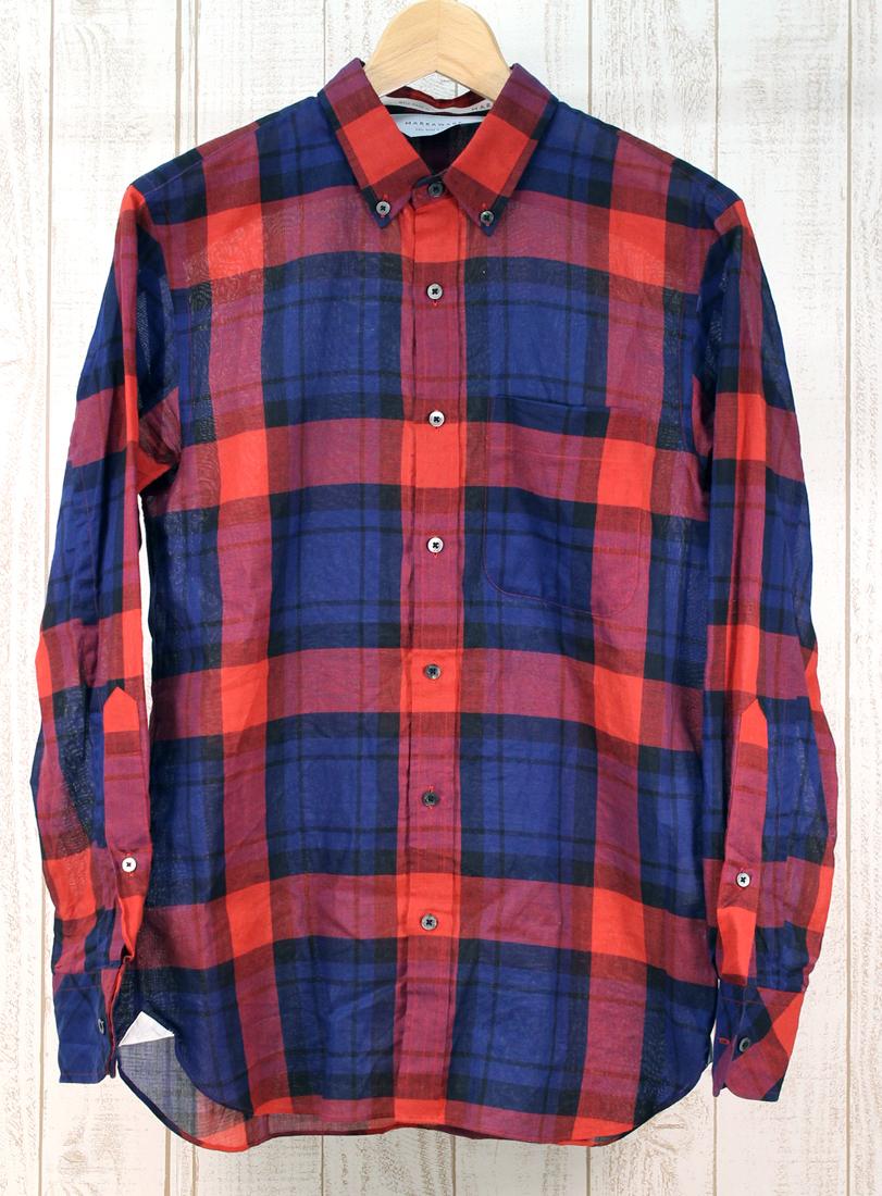 【中古】MARKAWARE ボタンダウンシャツ【ファッション】※2016年4月入荷※