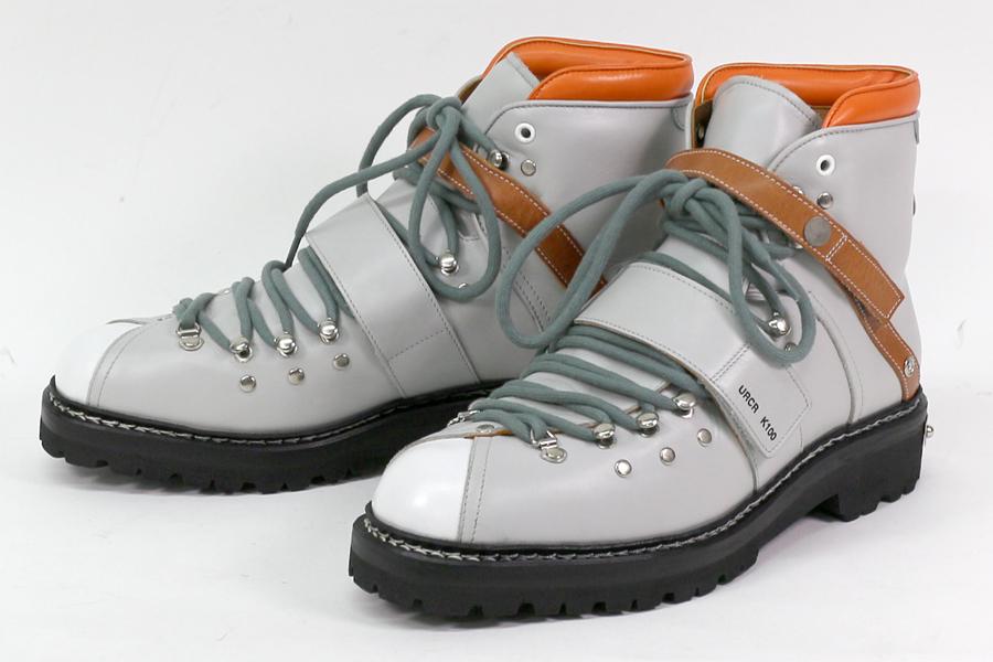 【中古】UNDERCOVERISM アンダーカバー 10SS トレッキング ブーツ E6F01【ファッション】※2017年4月入荷※