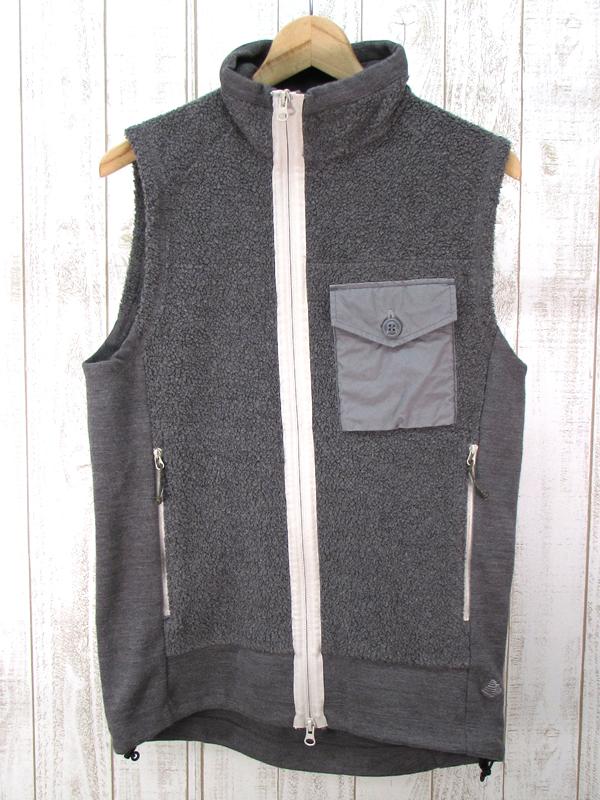 【中古】MOUNTAIN RESEARCH パイルベスト マウンテンリサーチ Pile Vest【ファッション】※2019年2月入荷※