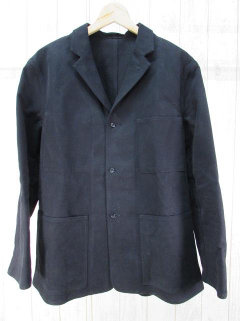 【中古】Graphpaper 18aw Cotton Double Cloth Jacket グラフペーパー GM183-20055【ファッション】※2019年2月入荷※