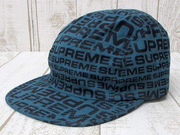 【中古】Supreme repeater Camp Cap シュプリーム キャンプキャップ【帽子】※2019年4月入荷※