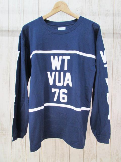 【中古】WTAPS 18SS WTVUA ロンTee ダブルタップス【ファッション】※2019年11月入荷※