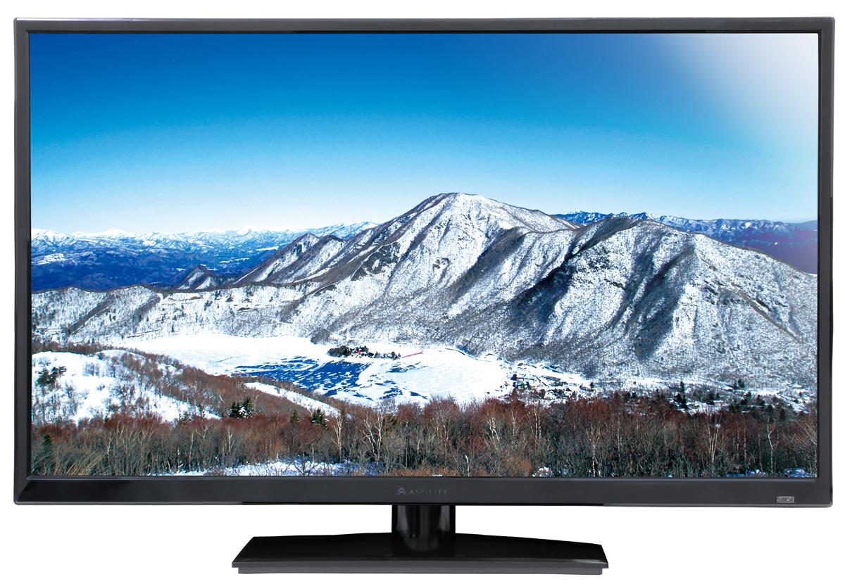 AT-32C01SR&HDP-08 32V型液晶テレビ&HDMI端子搭載DVDプレーヤー(HDMIケーブル付き)セット