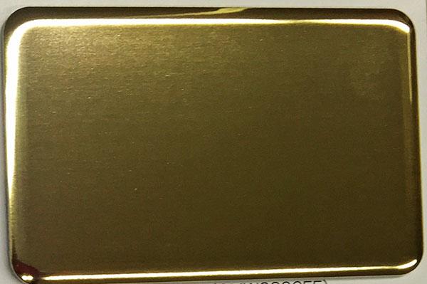 カラーエース ミラーシリーズ CMW2206FF ゴールドミラー 2.2mm×910mm×1820mm 3枚入り