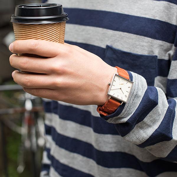 Knot(ノット)栃木レザーベルト オリジナルメッシュ レザーメッシュジーンズ 時計ベルト 18mmブラック & ブラックバックルベルトのみ購入は代引き・着日指定・包装は不可ジーンズレザー/牛革/腕時計/メンズ/レディース/日本製