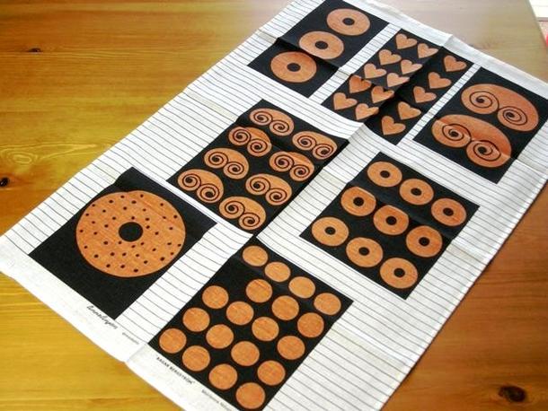 アルメダール アルメダールス パンをモチーフに キッチンタオル 北欧 美味しそうな パン屋 ブレッド かわいい おしゃれ タペストリー コットン キッチン雑貨 スウェーデン キッチンアイテム 便利 キッチンクロス インテリア 2020A W新作送料無料 有名な リネン ティータオル 北欧雑貨 almedahls