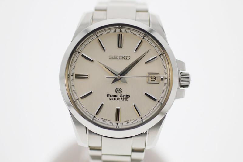【中古】GRAND SEIKO グランドセイコー メカニカル SBGR055 白文字盤 自動巻き USED-SA メンズ 腕時計 m19-1200306925800021