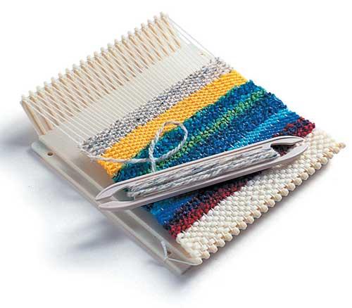 初心者に最適な超かんたん小型織り機 激安 横田 絵織亜mini 毎日続々入荷