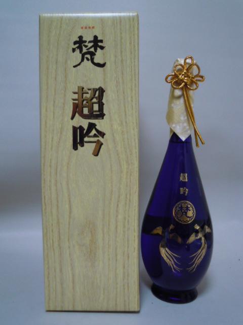 梵・超吟(ちょうぎん) 720ml(加藤吉平商店) (福井県 日本酒)