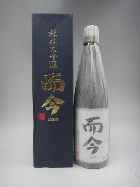 【2017年詰】而今(じこん) 純米大吟醸 720ml【木屋正酒造】【三重県 日本酒】