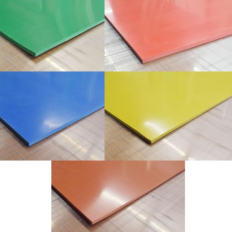 カラーゴムシート(ゴムマット)厚さ3ミリ×幅1M×長さ1M80CM
