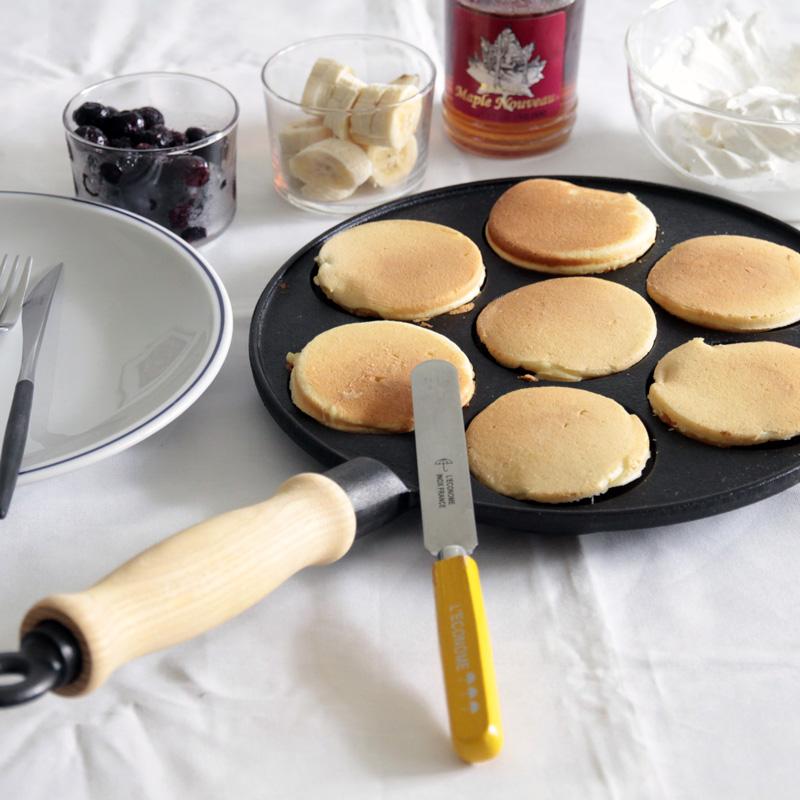 ゲンセ ルグルメ パンケーキパン