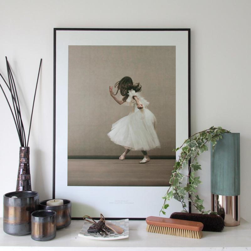 ペーパーコレクティブ ポスター Essence of Ballet 02 50×70cm